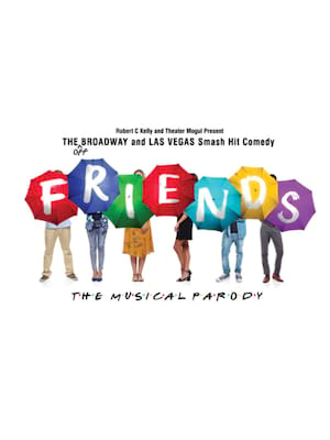 Friends! The Musical Parody Poster