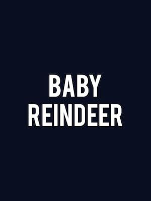Baby Reindeer Poster