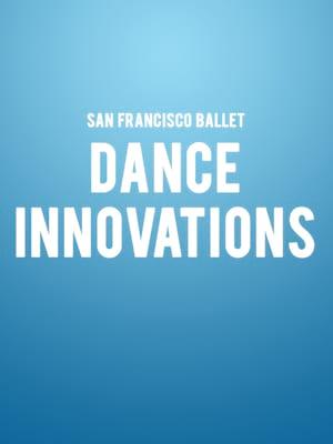 San Francisco Ballet - Dance Innovations Poster