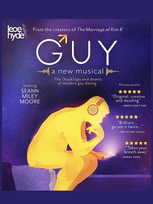 Guy a New Musical Poster