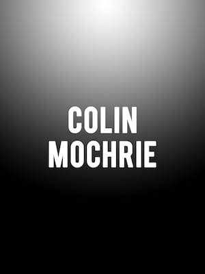 Colin Mochrie Poster