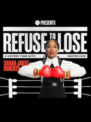 Sarah Jakes Roberts Poster