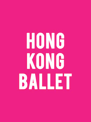 Hong Kong Ballet, Peace Concert Hall, Greenville