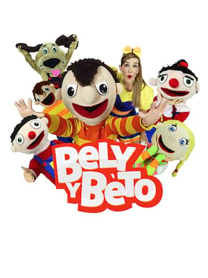 Bely y Beto Poster