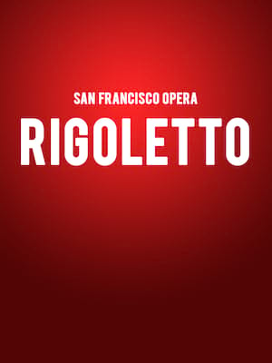 San Francisco Opera - Rigoletto at War Memorial Opera House