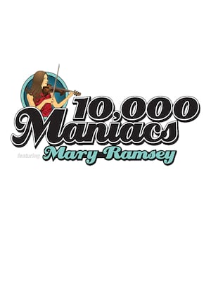 10000 Maniacs Poster