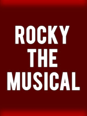 Rocky the Musical Poster