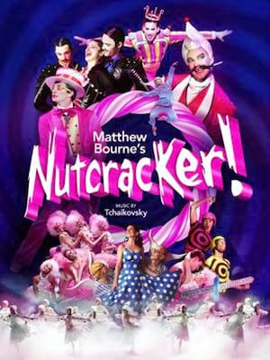Matthew Bourne's Nutcracker Poster