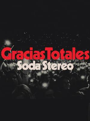 Soda Stereo Poster
