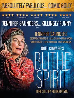 Blithe Spirit at Duke of Yorks Theatre