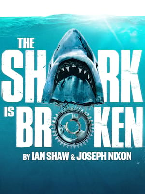 The Shark is Broken Poster