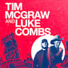 Tim McGraw and Luke Combs, Citizens Bank Park, Philadelphia