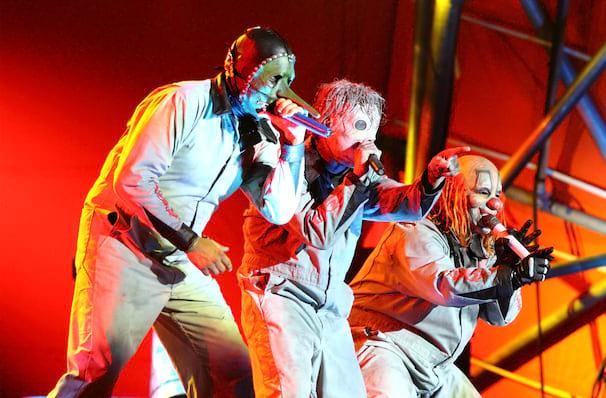 Knotfest Slipknot A Day To Remember Underoath Code Orange, Fedex Forum, Memphis