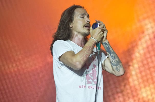 Incubus with 311, Veterans United Home Loans Amphitheater, Virginia Beach