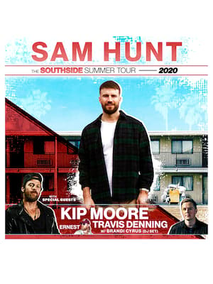 Sam Hunt, KeyBank Pavilion, Burgettstown