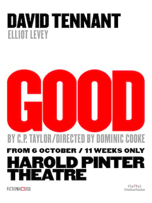 Good, Harold Pinter Theatre, London