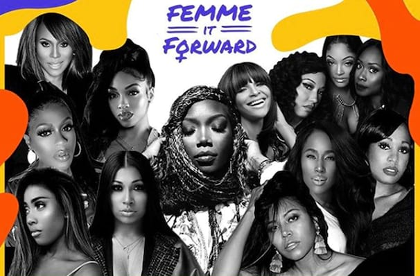 Femme It Forward, Microsoft Theater, Los Angeles