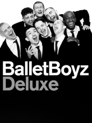 BalletBoyz Poster