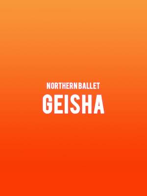 Northern Ballet - Geisha Poster