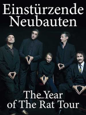Einstuerzende Neubauten at Vic Theater