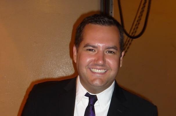 Ross Mathews's one night visit to North Charleston