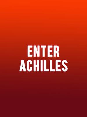 Enter Achilles Poster