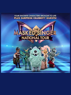 The Masked Singer, San Jose Civic, San Jose