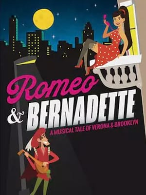Romeo and Bernadette Poster
