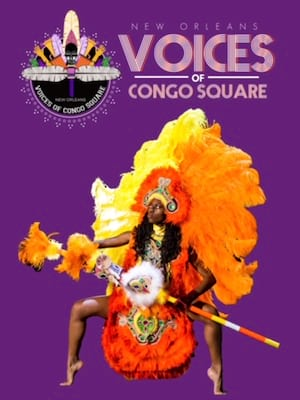 Voices of Congo Square Poster