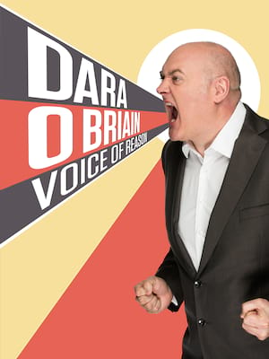 Dara O'Briain Poster