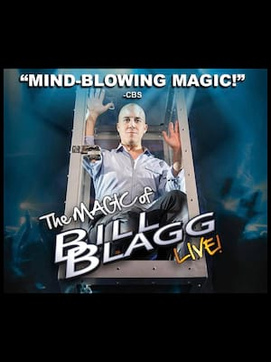 The Magic of Bill Blagg Poster