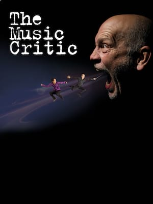 The Music Critic Poster