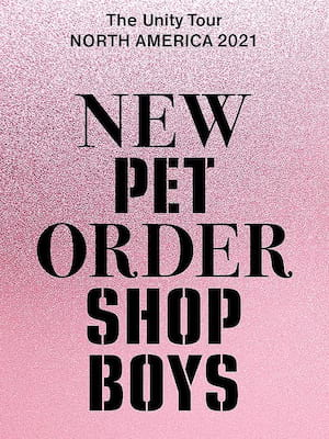 New Order and Pet Shop Boys at Rockland Trust Bank Pavilion
