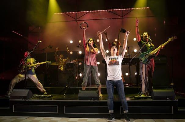 Cambodian Rock Band, Roda Theatre, San Francisco