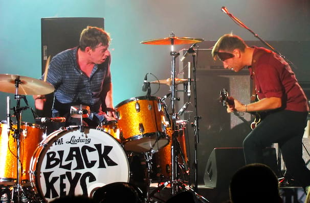 The Black Keys, Budweiser Stage, Toronto