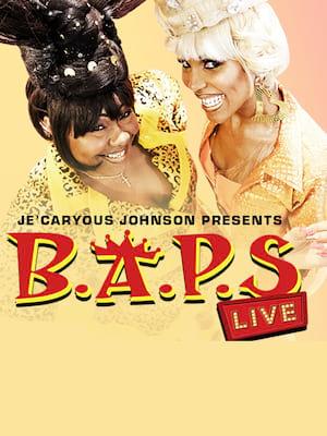 Je'Caryous Johnson's BAPs Live Poster