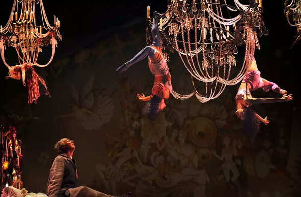 Cirque du Soleil Corteo, O2 Arena, London