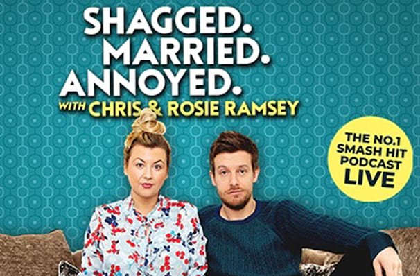 Shagged, Married, Annoyed with Chris and Rosie Ramsey