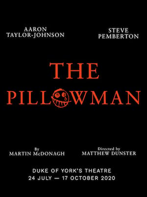 The Pillowman at Duke of Yorks Theatre