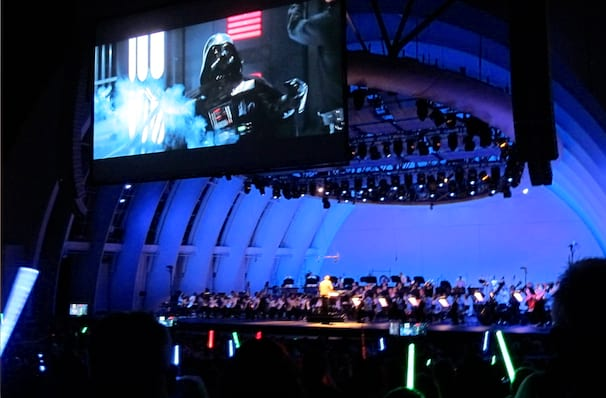 Weekend Spectacular Maestro of the Movies, Hollywood Bowl, Los Angeles