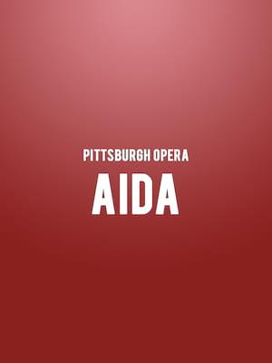Pittsburgh Opera - Aida at Benedum Center