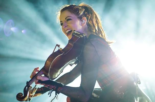 Lindsey Stirling, Saratoga Performing Arts Center, Albany