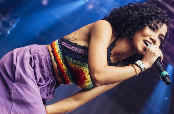 Jhene Aiko, Greek Theater, Los Angeles