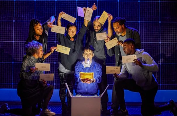 The Curious Incident of the Dog in the Night Time, Mayflower Theatre, Southampton