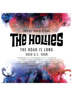 The Hollies, Fox Theatre, Ledyard