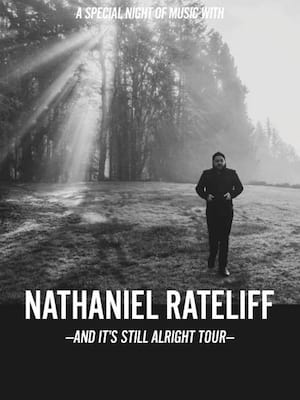 Nathaniel Rateliff, Palace of Fine Arts, San Francisco