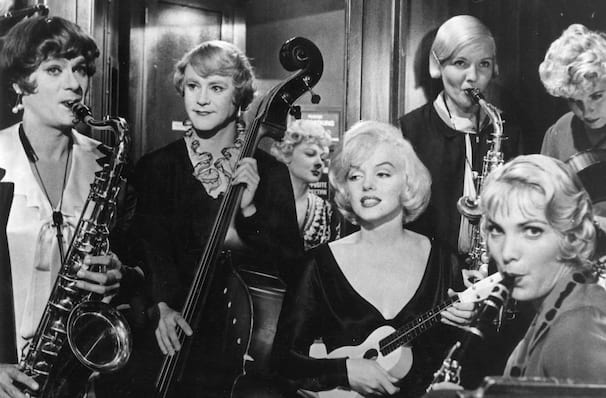 Some Like It Hot, Cadillac Palace Theater, Chicago