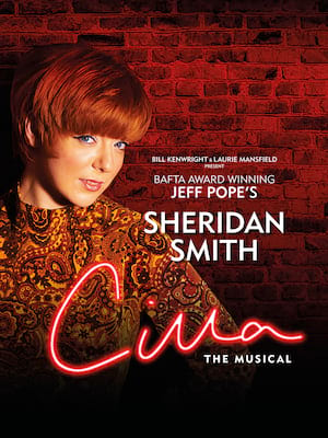 Cilla The Musical Poster