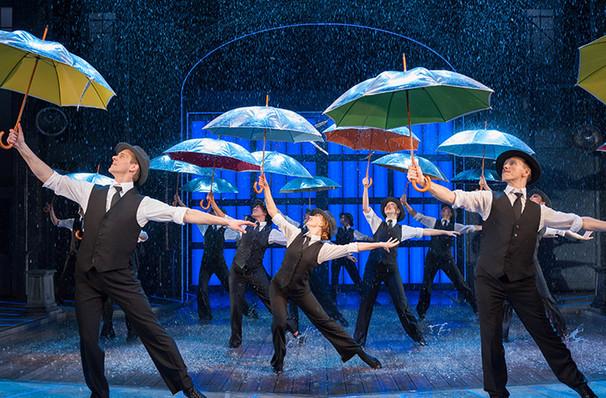 Singin In The Rain, Sadlers Wells Theatre, London