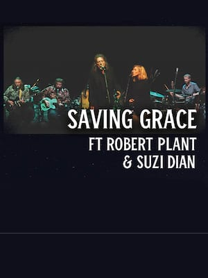 Saving Grace featuring Robert Plant at Town Hall Theater